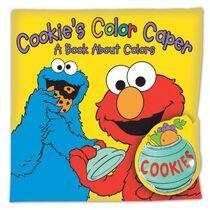 Cookie's Color Caper