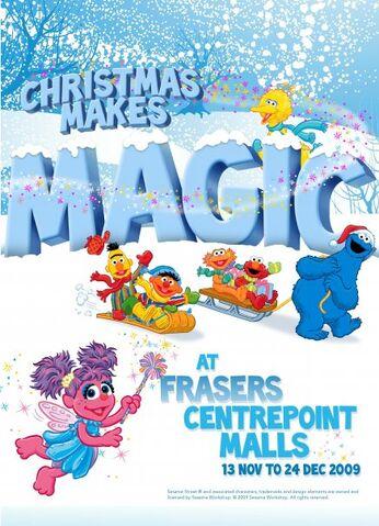 File:Sesame Street Christmas Makes Magic.jpg