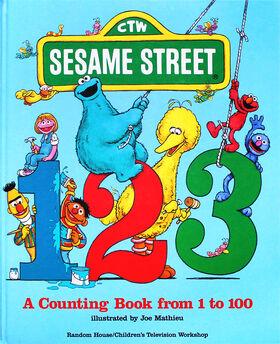 Sesame123CountingBook