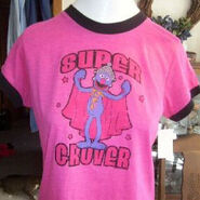 Tshirt.supergrover-pink