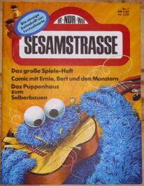 Sesamstrasse 1973-7