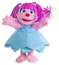 Sesame place plush abby 9