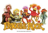 Poster Fraggle Rock-Singing Fraggle Rock