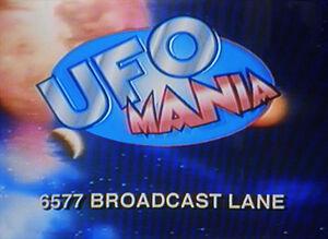 UFO Mania logo