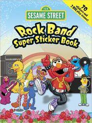 RockBandSuperStickerBook