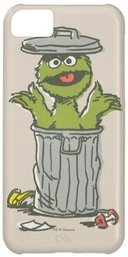 Zazzle oscar the grouch vintage 1