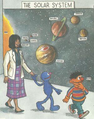 Planets-pluto
