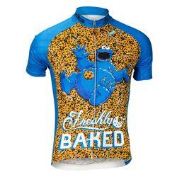 Brainstorm jersey Cookie Monster front