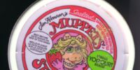 Muppets Yogurt
