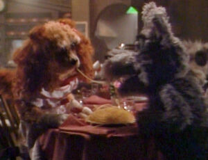 Dog City - Lady and the Tramp