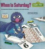 WhenIsSaturdayBookRecord1983