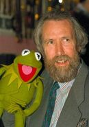 Jim henson and kermit the frog aphs107