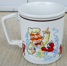 Sigma swedish chef mug 2