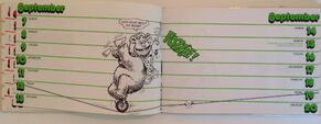 Muppet Diary 1980 - 25