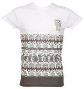 Retro fred's truffleshuffle t-shirt oscar trash talk