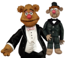 Steppin' Out Fozzie Action Figure