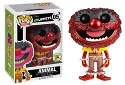 Funko-POP-metallic-Animal-SDCC-exclusive-2013