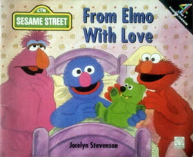 From Elmo with Love Fantail