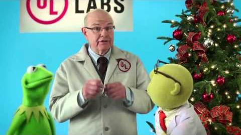 Underwriters Laboratories Holiday Safety