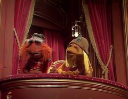 Episode 316 danny kaye muppet wiki fandom powered by for Balcony muppets