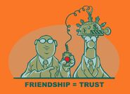 Friendship Trust by Brian Kesinger