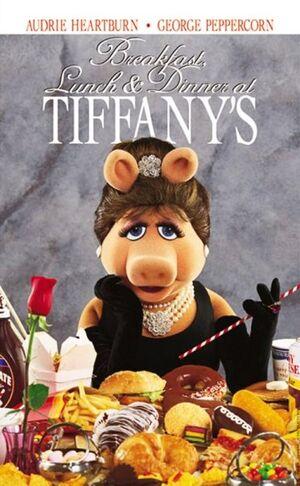 Audrey muppets