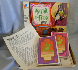 Kermit the frog card game 2