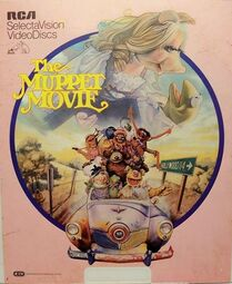 The Muppet Movie (video)