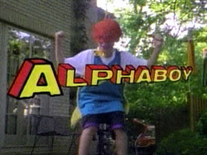 Alphaboy