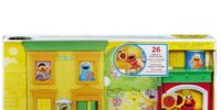 Discover ABCs with Elmo playset