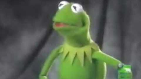 Kermit on Animal Planet