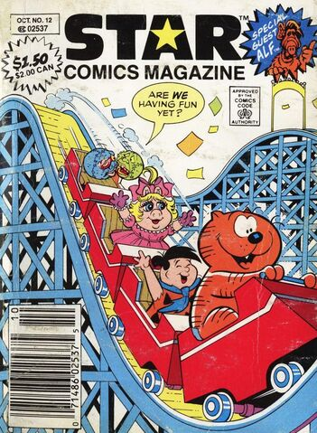 File:Star Comics Magazine No 12.jpg