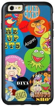 Zazzle muppets circle graphic