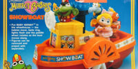 Muppet Babies Showboat