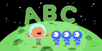 ABC Space Song