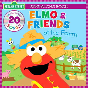 Elmo and friends at the farm