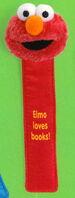 Gund 2005 bookmark elmo