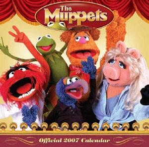 2007 Calendar UK
