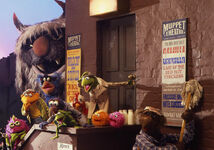 Muppet Theatre MB puzzle