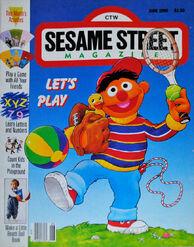 Sesame june 1990