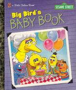 Big Bird's Baby Book