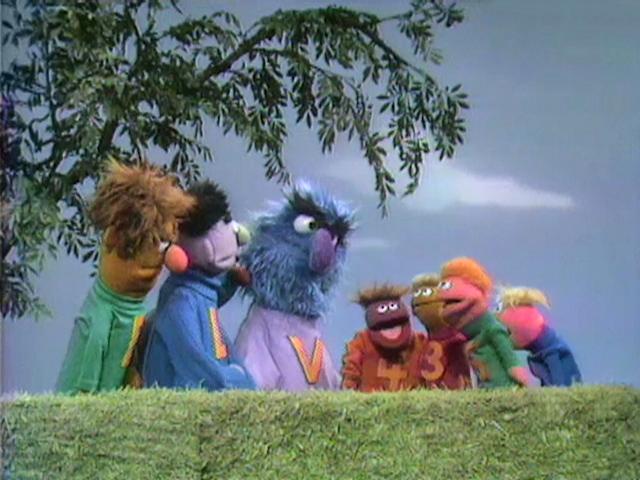 Muppets bigandsmall