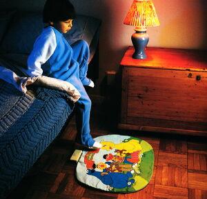 Ideal 1987 light mat