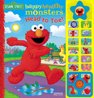 Head to Toe! (Happy Healthy Monsters)