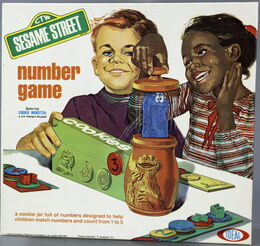Sesame ideal 1972 numbers game 1