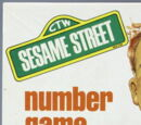 Sesame Street Number Game