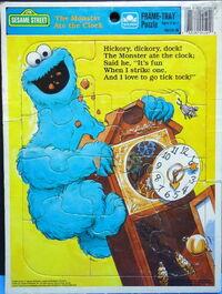 Western1989CookieAteClock10pcs