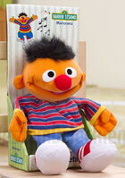 United labels 2013 plush puppet ernie