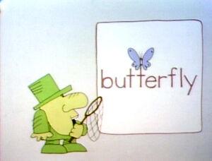 Toon.Butterfly