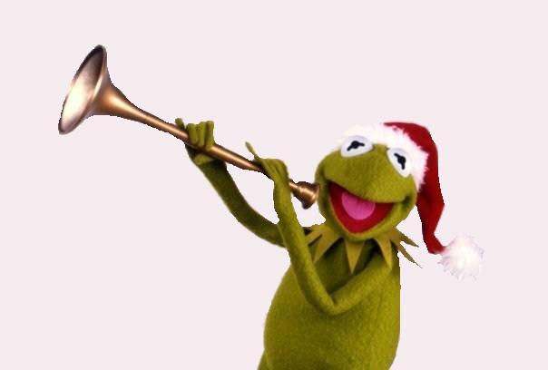File:Kermit Santa hat trumpet.jpg